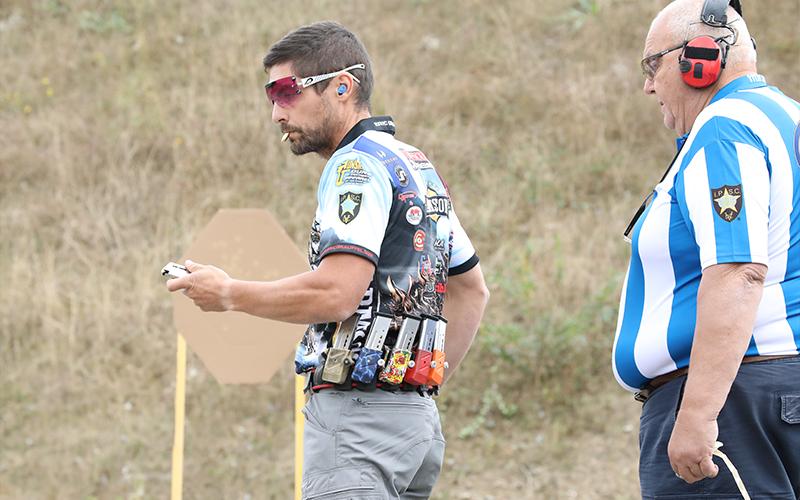 CDF Handgun 2018 à Châteauroux